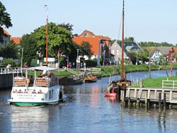 Hafen Carolinensiel - Harlesiel