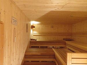 Ferienwohnung mit Sauna und Terrasse